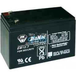 bateria  recargable  12  v 7  a / h