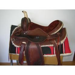 silla western,armazon fibra.