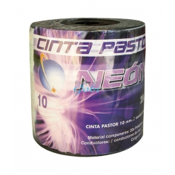 cinta conductora neon 10mm