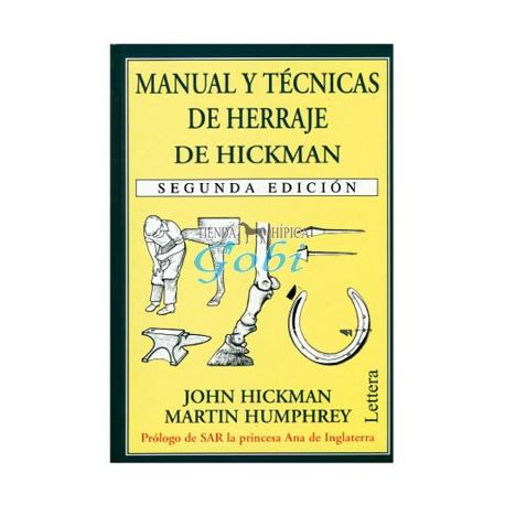 Manual  y  tecnicas  de  herraje  de  HICKMAN