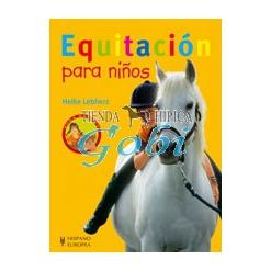 equitacion  para  niños