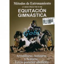 dvd:equitacion  gimnastica  II