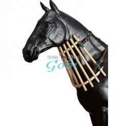 collar  de  palos  para  caballos