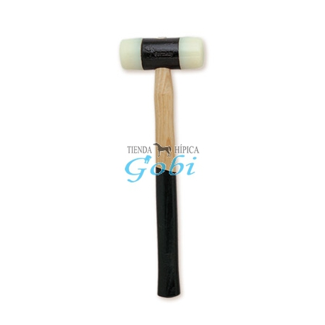 martillo  herrador nylon  40mm.