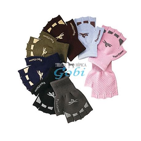 guantes  magicos  sin  punta  de los dedos  antideslizante
